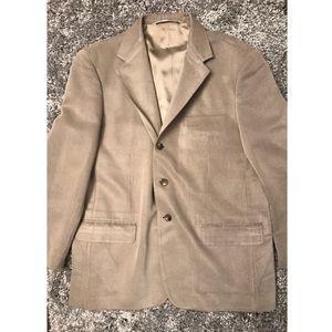Men's Perry Ellis Suit Jacket Size 44XL- Short